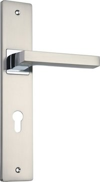 Spider Zinc Mortise Lock Set ( CY Large) (J8510 SN/CP)