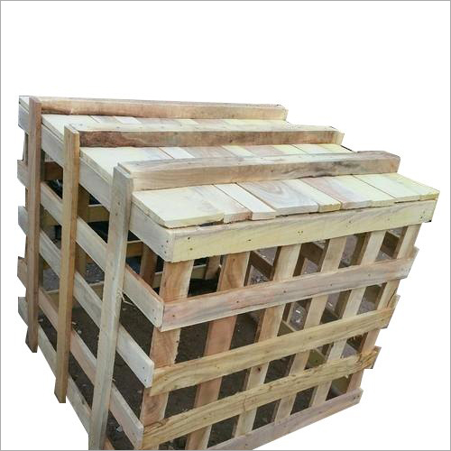 Wooden Storage Crate Pallet Box