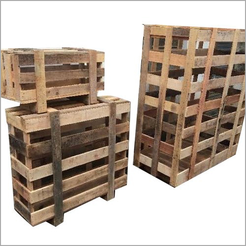 Wooden Crate Pallet Box