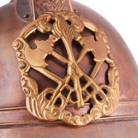 Fireman Helmet (Royal)