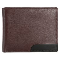 Brown Men's Leather Wallet
