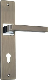 Spider Zinc Mortise Lock  Set ( CY Large) (J8510 MAB/CP)