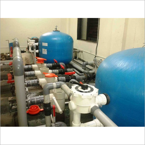 Swiming Pool Filteration System