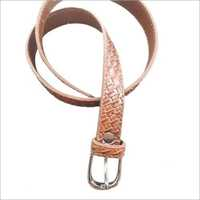 Ladies PU Leather Belt