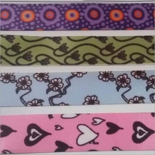 Designer Printed Ribbon And Tape