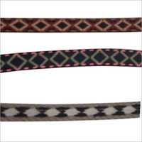 Narrow Jacquard Tape