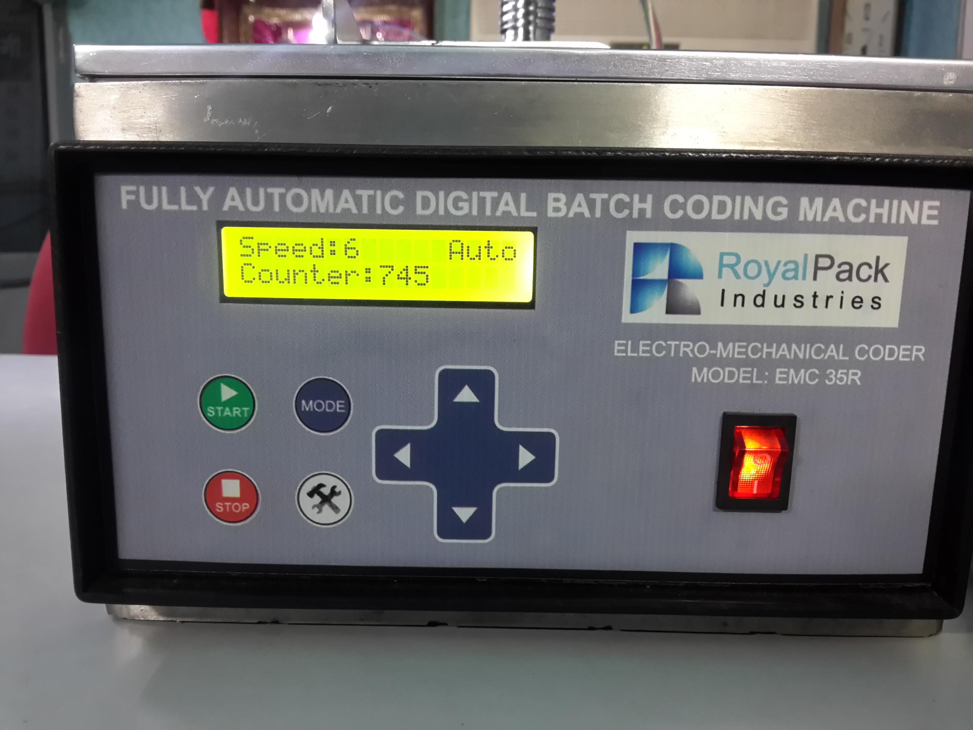 Batch Coding Machine Emc