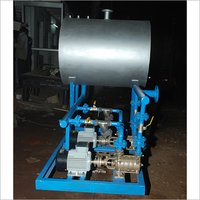 Condensate Recovery System Automatic(Electricaly Operaed)