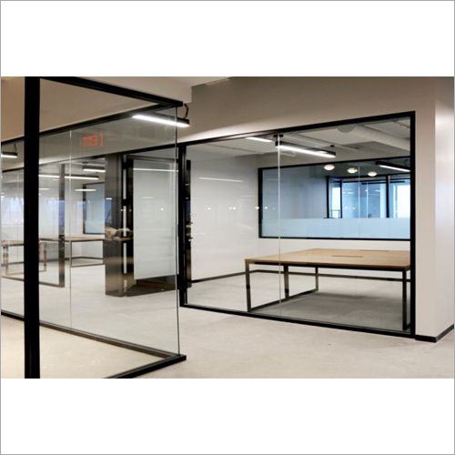 45mm Glass Partition