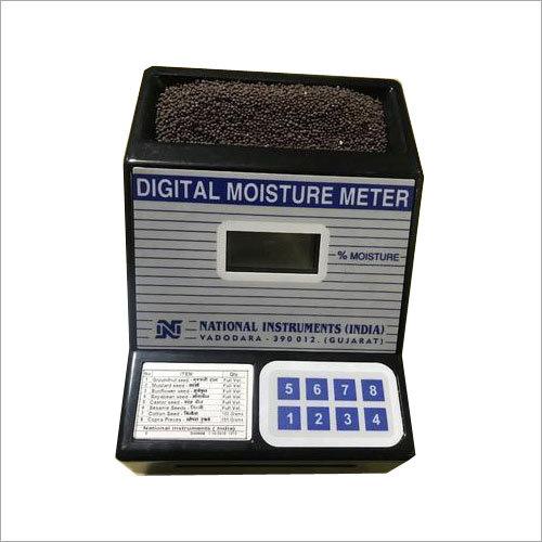 Mustard Seed Digital Moisture Meter
