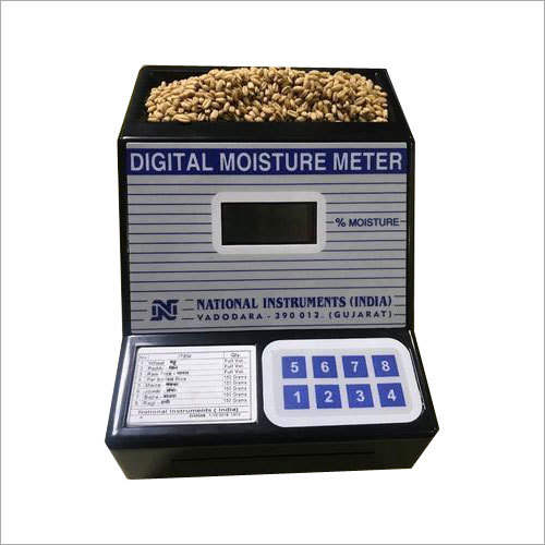 Wheat Digital Moisture Meter