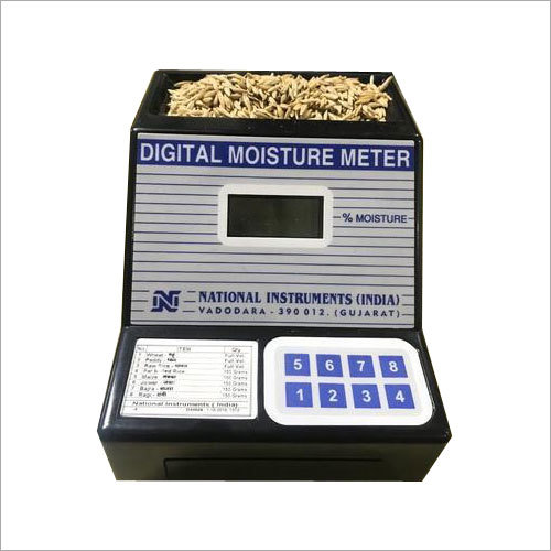 Paddy Digital Moisture Meter