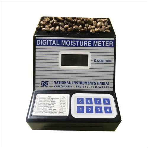 Castor Seed Digital Moisture Meter