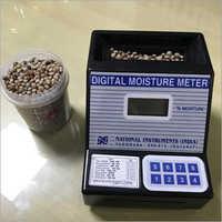Pulses Digital Moisture Meter