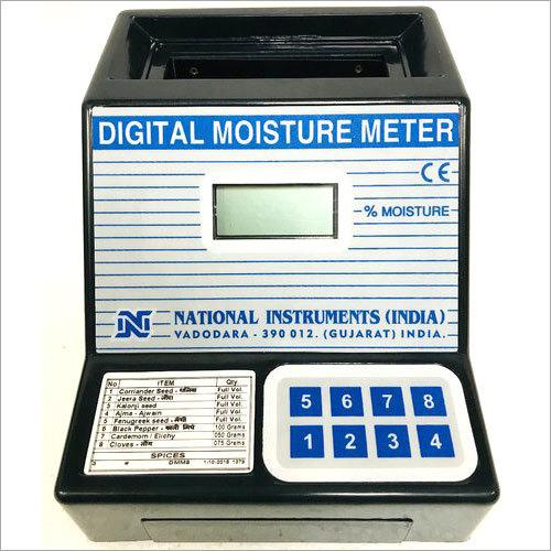 Spices Digital Moisture Meter