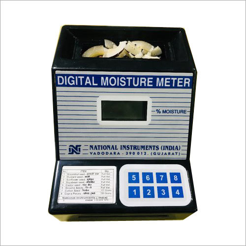 Copra National Digital Moisture Meter