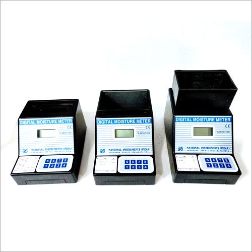 3 Types Digital Moisture Meter