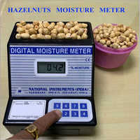 Hazelnuts Digital Moisture Meter