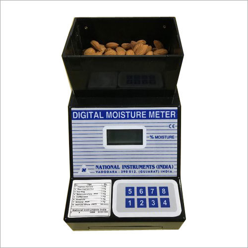 Almond Digital Moisture Meter