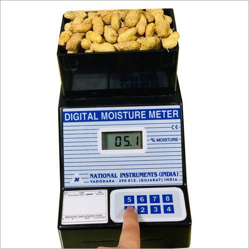 Groundnut Pod Moisture Meter