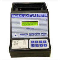 Digital Moisture Meter Auto Calibration