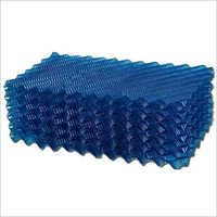 Blue PVC Cooling Tower Fills