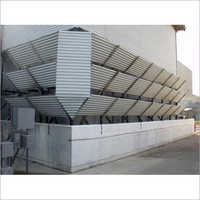 Aluminum Cooling Tower Louvers