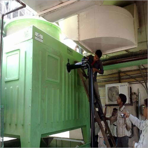 Cooling Tower Maintenance & Repair Services