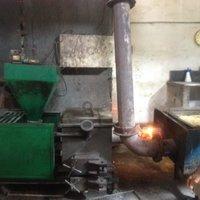 Commercial Pellet burner