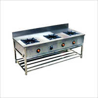 3 Burner Gas Range