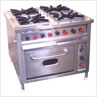 4 Burner Continental Gas Range