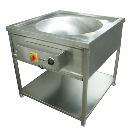 Electric Bulk Fryer