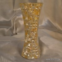Seap Glass Flower Vase For Home Decor