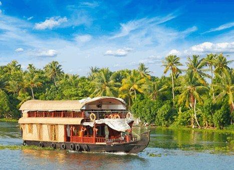 5N - 6D Kerala Tour Packages