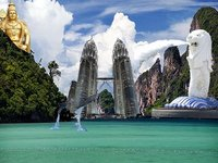 Malaysia And Singapore - 6n-7d Tour Packages