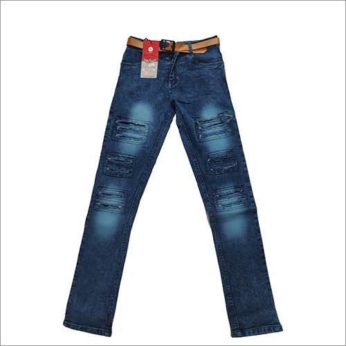 Boys Rough Jeans