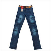 Boys Rough Jeans