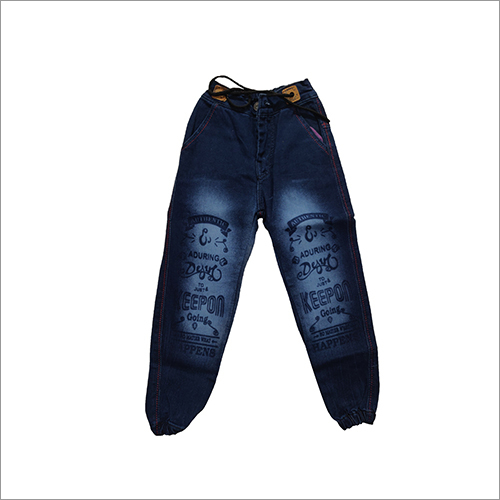 Kids Boys Denim Capri