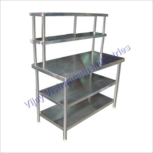 High Quality SS Pick Up Table