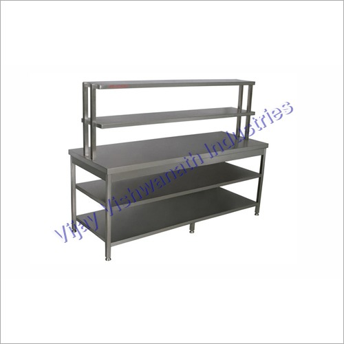 SS Pick Up Table
