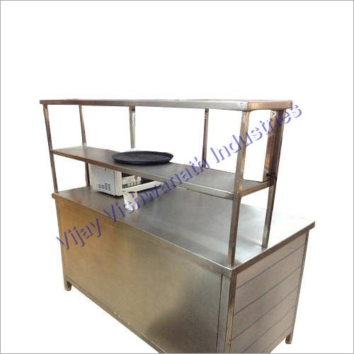 stainless Pick Up Counter