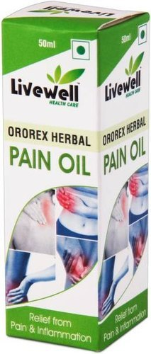 Body Pain Relief Oil
