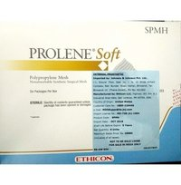 Ethicon Prolene Soft Macroporous Light Weight Mesh (Spmh)