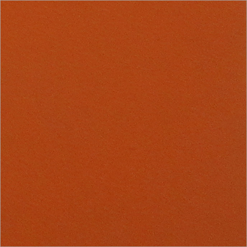 Orange Pre Laminated MDF Sheet
