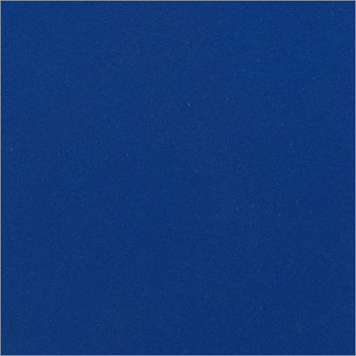 Ink Blue Pre Laminated MDF Sheet
