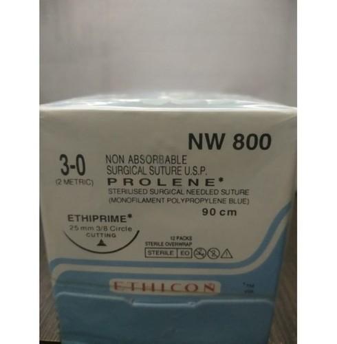 Ethicon Prolene(Polypropylene) Suture NW800