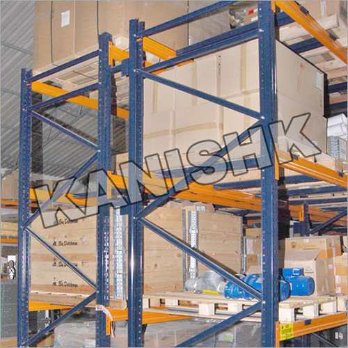 High Rise Storage Rack