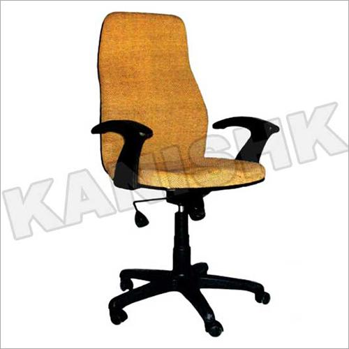 Pioneer High Back Revolving Chair