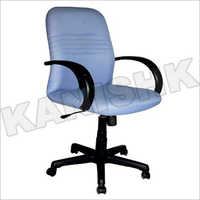 Figure Medium back Revolving Chair