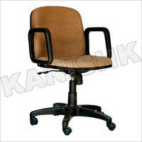 Glory Medium Back Revolving Chair